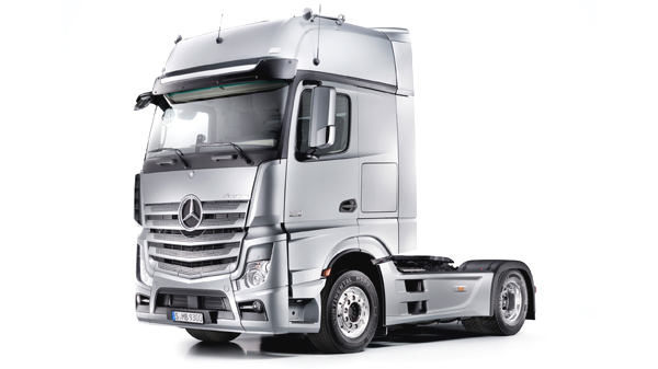 Mercedes Actros MP4 (2012-2018)