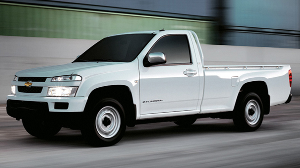 Chevrolet Colorado 1 (2004-2012)
