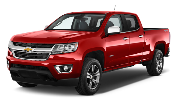 Chevrolet Colorado 2 (2015-2016) FL
