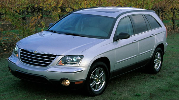 Chrysler Pacifica (2006-2008) FL