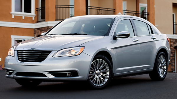 Chrysler 200 (2011-2015)