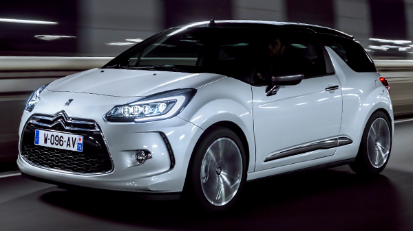 Citroen DS3 1 (2014-2016) FL