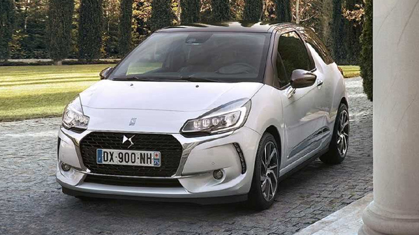 Citroen DS3 1 (2017-) FL