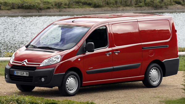Citroen Jumpy 2 (2007-2012)