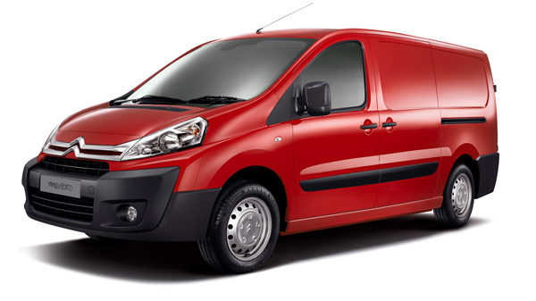 Citroen Jumpy 2 (2013-2015) FL