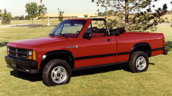 Dodge Dakota 1 (1987-1990)