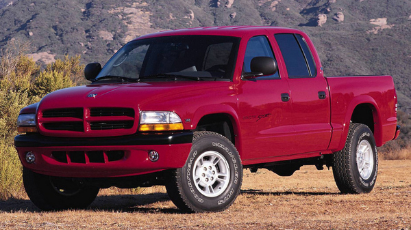Dodge Dakota 2 (2000-2004) FL