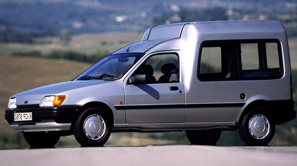 Ford Courier (1992-2002)