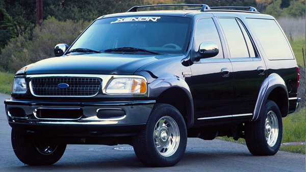 Ford Expedition 1 (1999-2002) FL