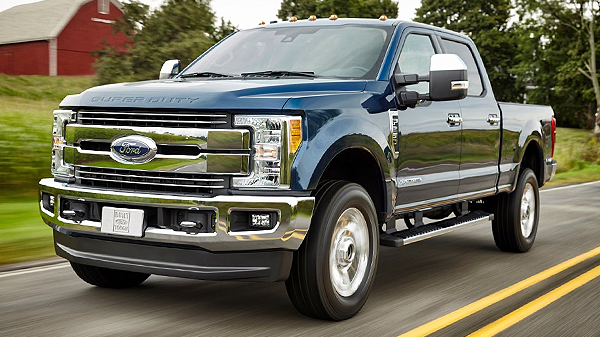 Ford F-250 4 (2016-)