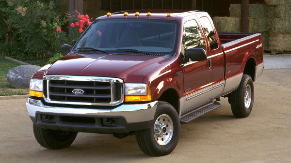 Ford F-350 1 (1999-2004)
