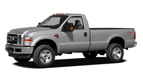 Ford F-350 2 (2008-2010)