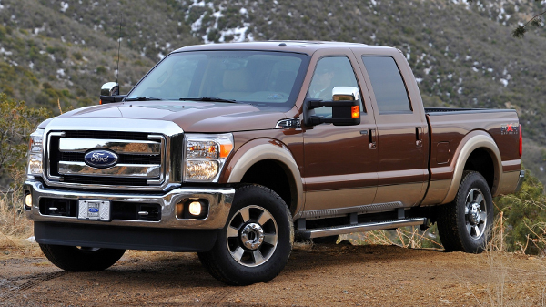 Ford F-350 3 (2011-2015)