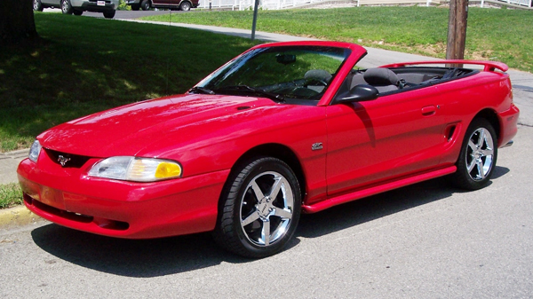 Ford Mustang 4 (1994-2000)