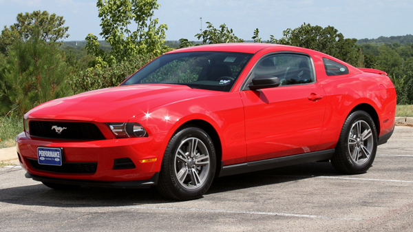 Ford Mustang 5 (2010-2014) FL