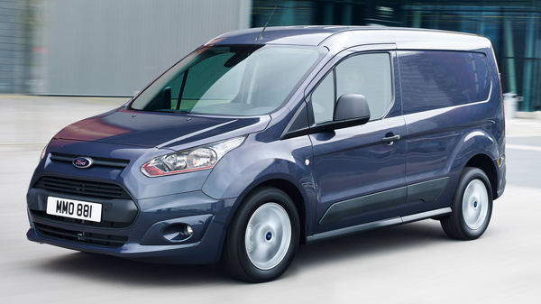Ford Transit Connect 2 (2014-2018)