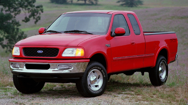 Ford F-150 10 (1997-1998)