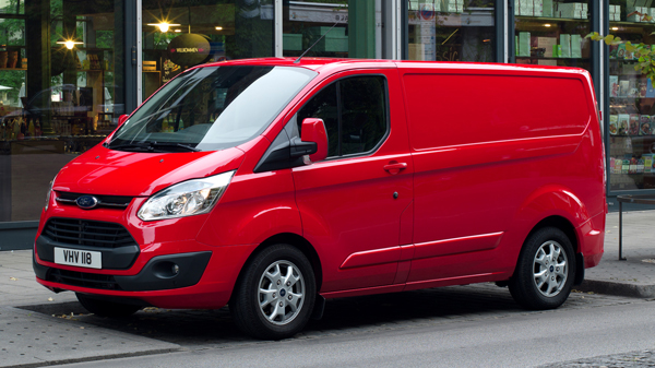 Ford Transit Custom (2013-)