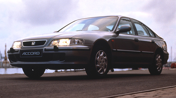 Honda Accord 5 (1997-1998) FL