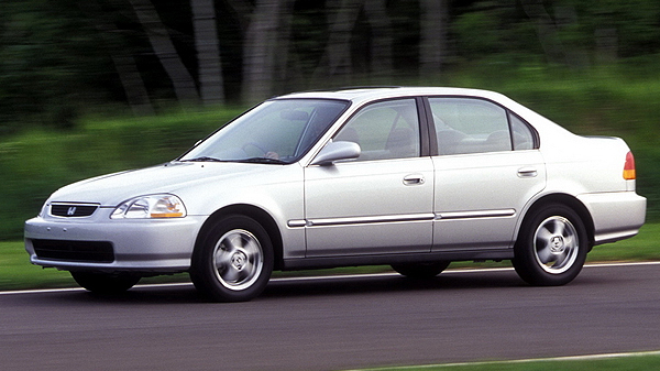 Honda Civic 6 (1995-2000)