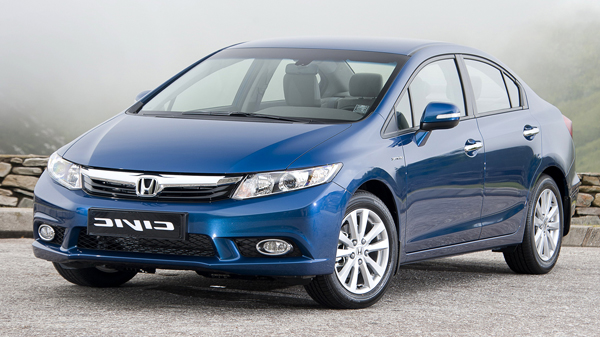 Honda Civic 9 (2012-2016)