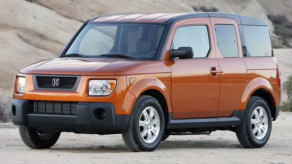 Honda Element (2007-2009) FL