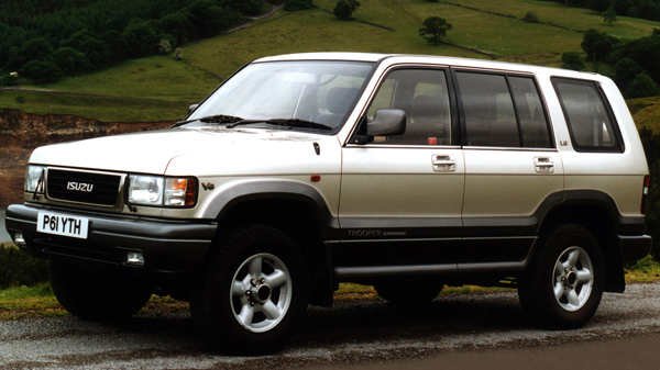Isuzu Trooper 2 (1993-1997)