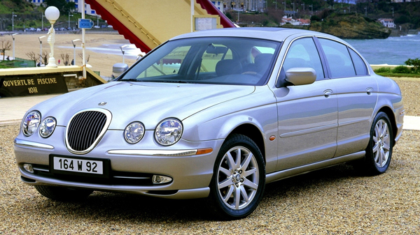 Jaguar S-Type (1998-2001)
