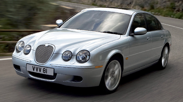 Jaguar S-Type (2002-2004) FL