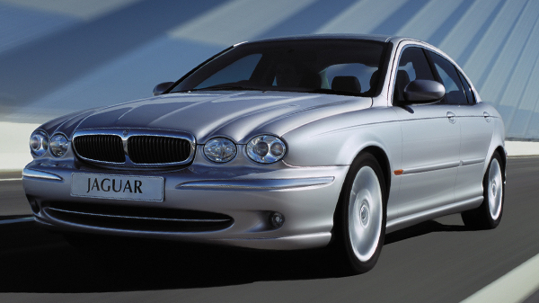 Jaguar X-Type (2001-2007)