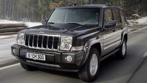 Jeep Commander (2006-2007)