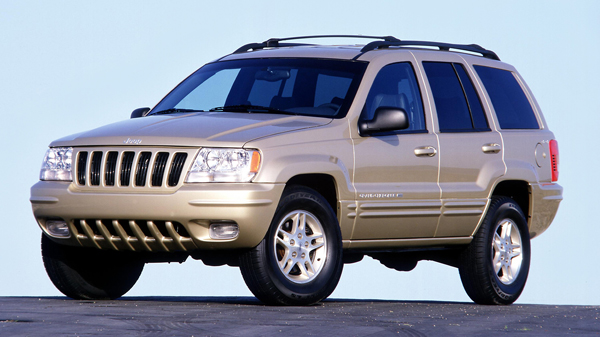 Jeep Grand Cherokee 2 (2002-2004) FL