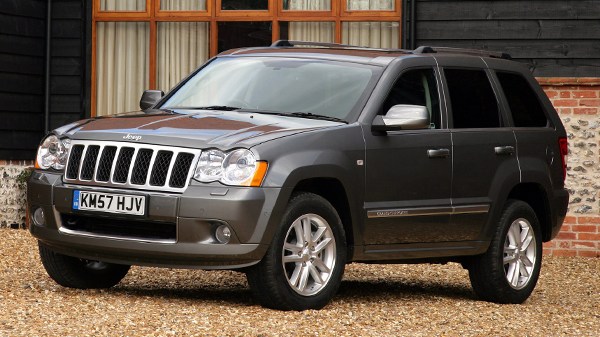 Jeep Grand Cherokee 3 (2008-2010) FL