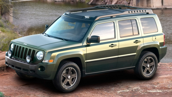 Jeep Patriot 1 (2009-2010)