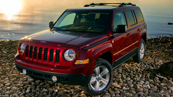 Jeep Patriot 1 (2011-2013) FL