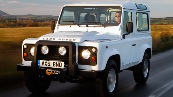 Land Rover Defender (2012-2016) FL