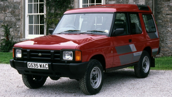Land Rover Discovery 1 (1989-1993)