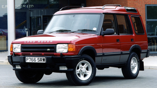Land Rover Discovery 1 (1994-1997)