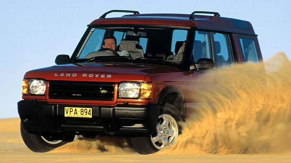 Land Rover Discovery 2 (1998-2001)