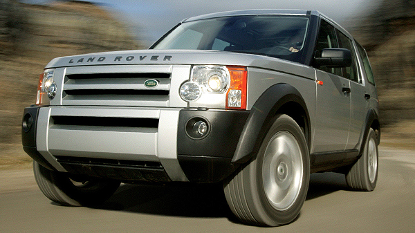 Land Rover Discovery 3 (2005-2007)