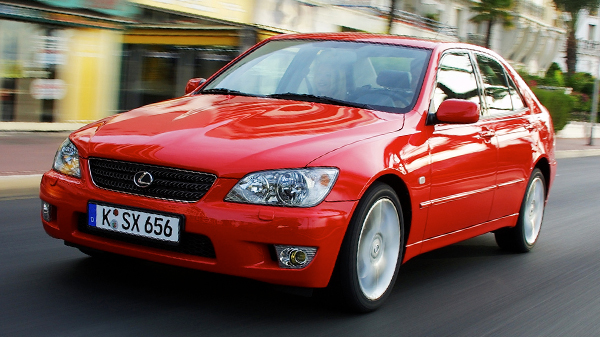 Lexus IS (2001-2005)