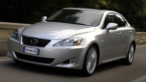 Lexus IS (2006-2009)
