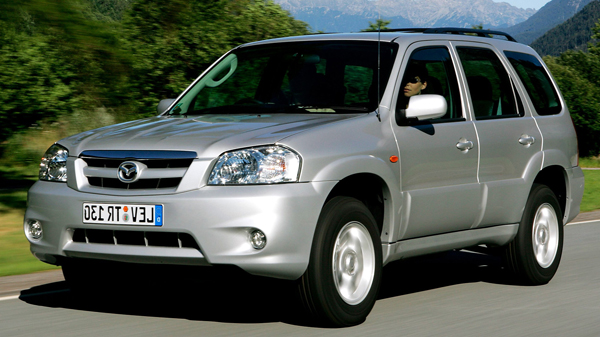 Mazda Tribute 1 (2006-2007) FL