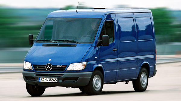 Mercedes Sprinter 1 (2000-2006) FL