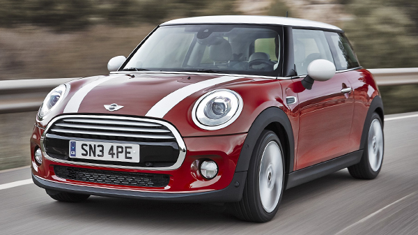 Mini Hatch 3 F56 (2014-)