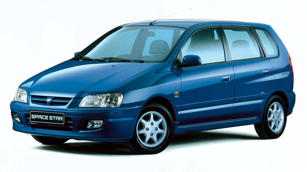 Mitsubishi Space Star 1 (1998-2001)