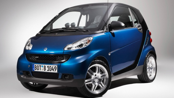 Smart ForTwo 2 (2007-2010)