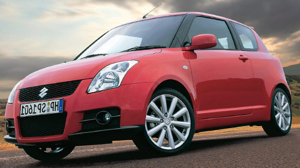 Suzuki Swift 2 (2007-2010) FL