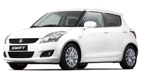 Suzuki Swift 3 (2011-2013)