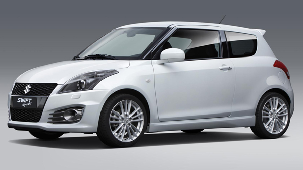 Suzuki Swift 3 (2014-2016) FL